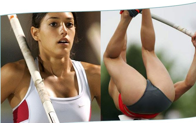 Allison stokke butt think, that
